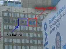 Experimento ahorro energético en aire acondicionado en habitación hotel Brasil