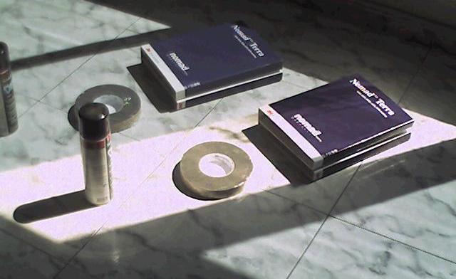 Imágenes termográficas de las ventanas